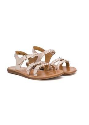 Pom D'Api strappy sandals