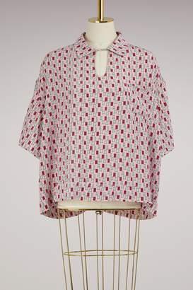 Marni Polo neck blouse