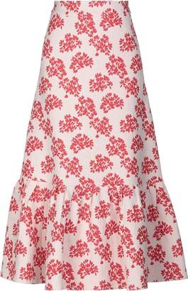 Rose' A Pois Long skirts - Item 35394885BC