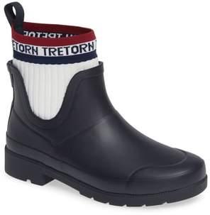 Tretorn Lia Sock Rain Boot