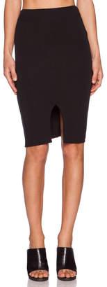LnA Harley Black Skirt