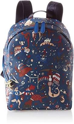 Piero Guidi Women's 215174038 Backpack Blue