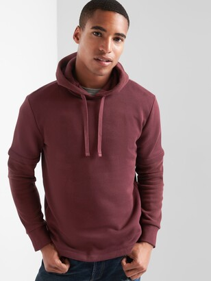Gap Fleece layer pullover hoodie