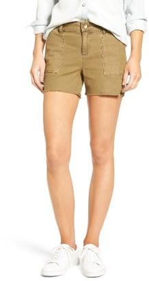 Women's Kut From The Kloth Gidget Cutoff Shorts $69 thestylecure.com
