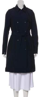 Theory Double-Breasted Trench Coat w/ Tags
