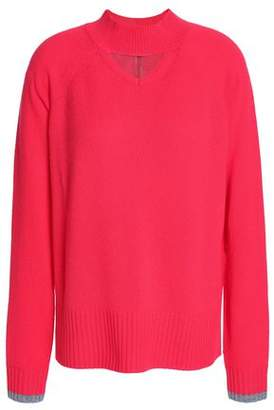 Duffy Cutout Cashmere Sweater