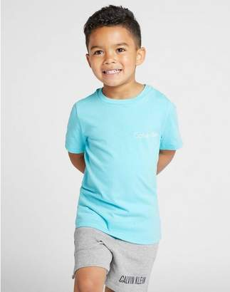 Calvin Klein 2 Pack T-Shirts Children