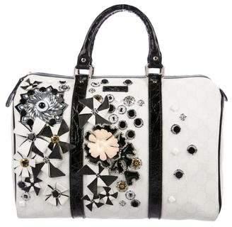 Gucci Embellished Medium Joy Boston Bag