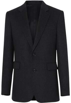 Burberry classic cashmere blazer