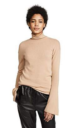 Theory Women's Bell Sleeve Mockneck Sweater