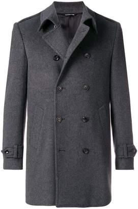 Tonello cashmere military coat