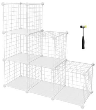 wire mesh storage shopstyle rh shopstyle com