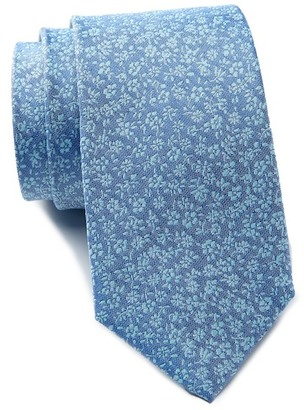 Ben Sherman Silk Ditsy Floral Tie $55 thestylecure.com