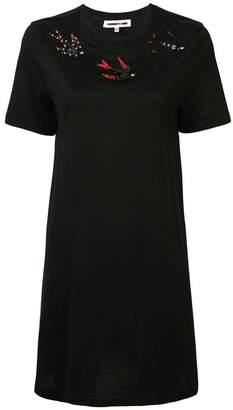 McQ swallow short dress