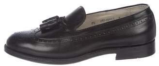 Alden Wingtip Brogue Tassel Loafers