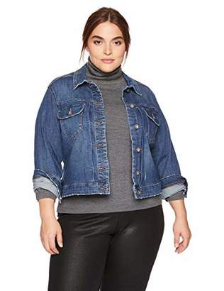 Lee Women's Plus-Size Holden Denim Jacket
