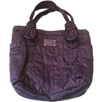 Marc by Marc Jacobs Purple Polyester Handbag
