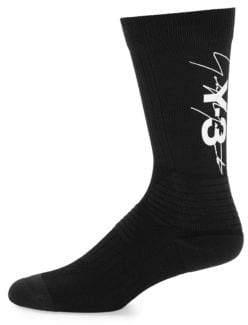 Y-3 Logo Tube Socks