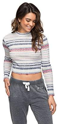 Roxy Junior's Smooth Moves Knit Top