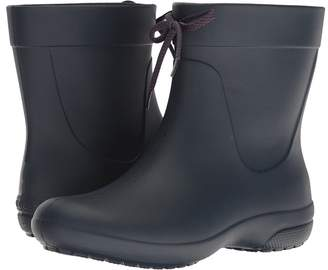Crocs Freesail Shorty Rain Boot Women's Rain Boots