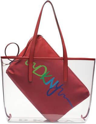 DKNY Brayden Transparent Tote