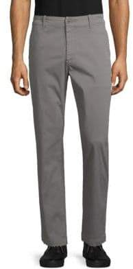 Hudson Cropped Chino Pants