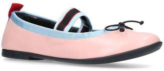 Fendi Mary Jane Ballet Flats