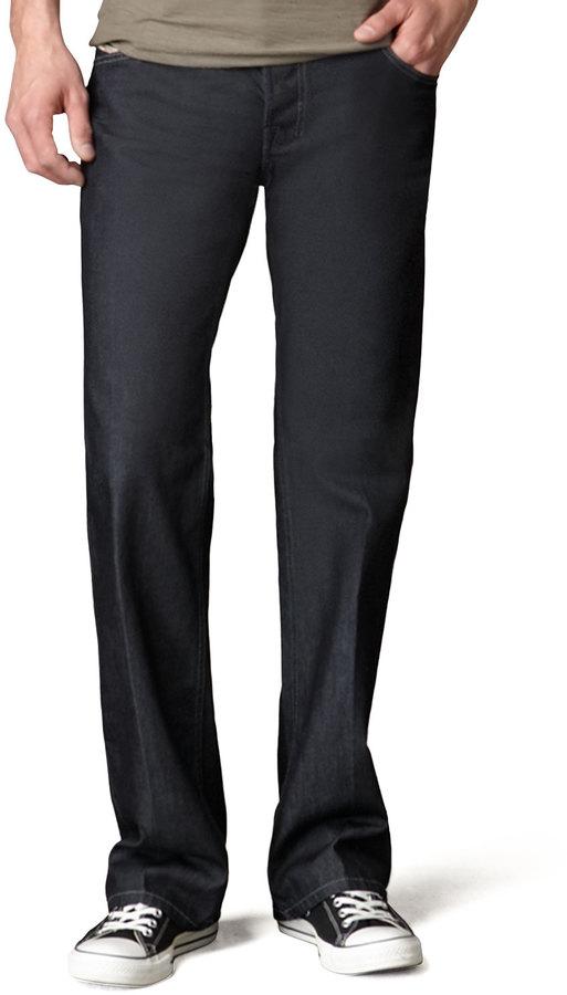 Diesel Zatiny 88Z Boot-Cut Jeans