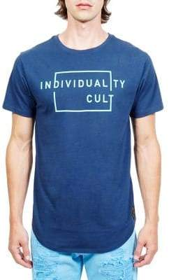 Cult of Individuality Individuality Crew Cotton Tee