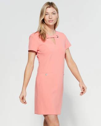 45c770e0eac Tommy Hilfiger Shift Dresses - ShopStyle