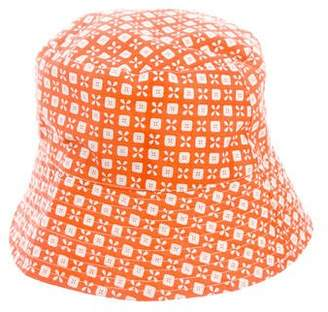 Caramel Baby & Child Girls' Printed Bucket Hat w/ Tags