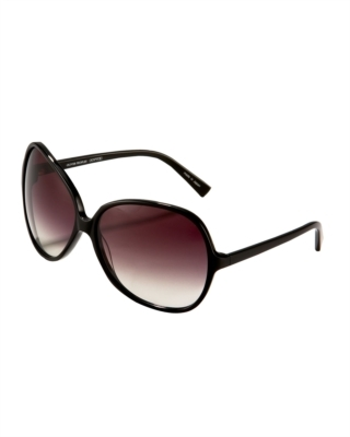 Oliver Peoples Chelsea Oversized Sunglasses