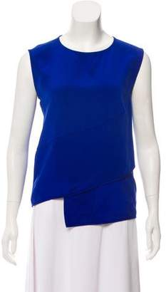 Zero Maria Cornejo Sleeveless Silk Top