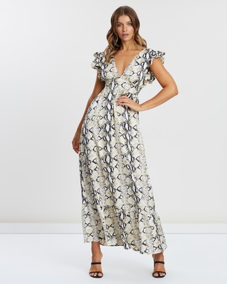 Atmos & Here Suzy Maxi Dress