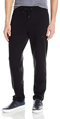 Armani Jeans Men's Fleece Logo Sweatpant