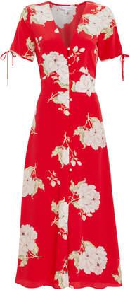 Intermix Lanorya Silk Dress