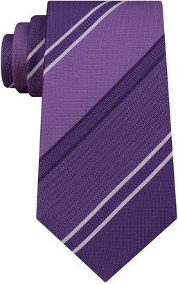 Kenneth Cole Reaction Men's Stripe Tie $55 thestylecure.com