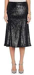 A.L.C. Women's Braxton Sequined Pencil Skirt-Black