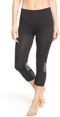 Ivy Park Seamless Capri Legging $52 thestylecure.com