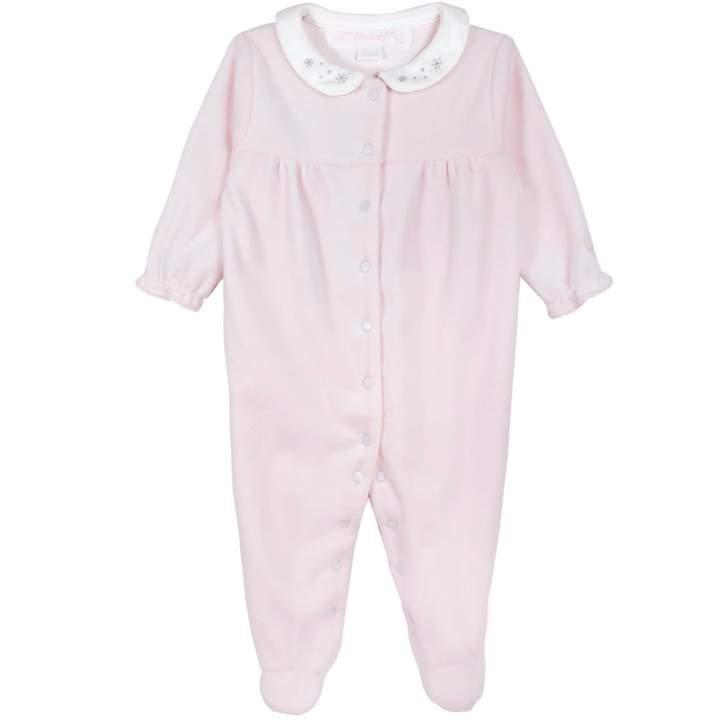 Chateau De Sable - French Designer Baby Girl Pyjama Romper
