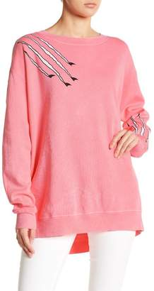Wildfox Couture Slasher Sweater