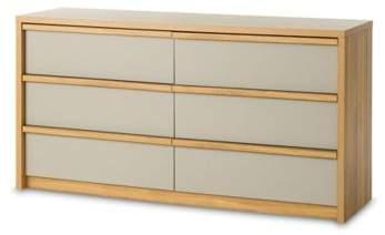Child CraftChild CraftTM Loft Double Dresser in Grey