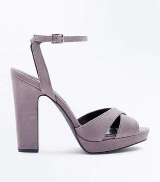 811bdd967367 New Look Block Heel Sandals For Women - ShopStyle Australia