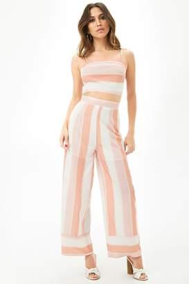Forever 21 Selfie Leslie Striped Pants