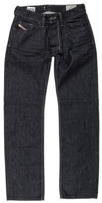 Diesel Larkee Straight-Leg Jeans w/ Tags