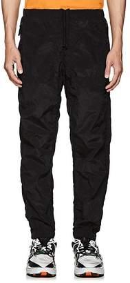 Stone Island Men's Crinkled Utility Jogger Pants