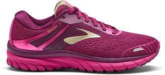 Brooks Women's Adrenaline GTS 18 Running Shoe (BRK-120268 1B 3935460 7.5 PNK/PLM/CHA)