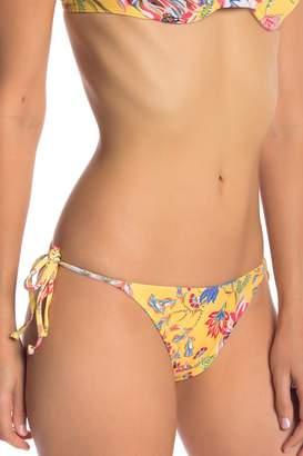 L-Space Lily Printed Bikini Bottoms