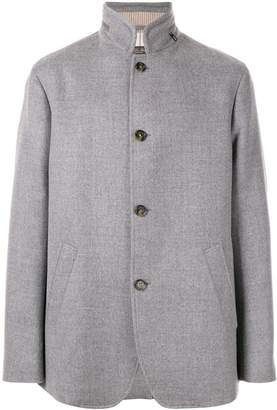 Loro Piana long-sleeve fitted jacket