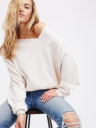 The Check Sweater by Free People $128 thestylecure.com